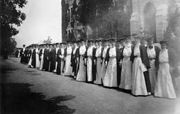 Commencement, 1903
