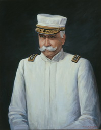 admiral george dewey once said the office of president is not such a very difficult one to fill his  The admiral in command of the ship and squadron was that hearty old sea-dog goldsborough, and one of dewey's companions was john crittenden watson — the same man, who, as rear-admiral, relieved admiral dewey of his duties at manila, when he wished to return to the united states in the summer of 1899.