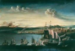Requestaprint us navy art collection battle of tripoli publicscrutiny Images